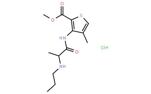 阿替卡因盐酸盐