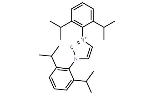 1,3-双(2,6-二异丙基苯基)咪唑-2-亚基
