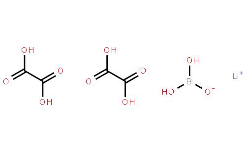 双乙二酸硼酸锂