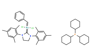 (1,3-Bis(2,4,6-trimethylphenyl)-2-imidazolidinylidene)dichloro(phenylmethylene)(tricyclohexylphosphine)ruthenium
