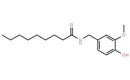 辣椒素结构式