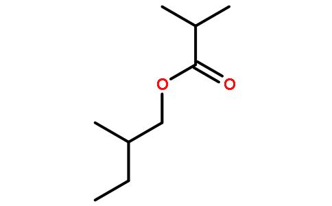 异丁酸-2-甲基丁酯