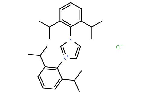 1,3-二(2,6-二异丙基苯基)氯化咪唑