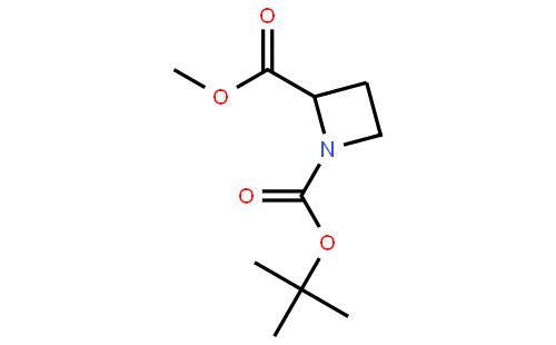 N-BOC-2-氮杂环丁基甲酸甲酯