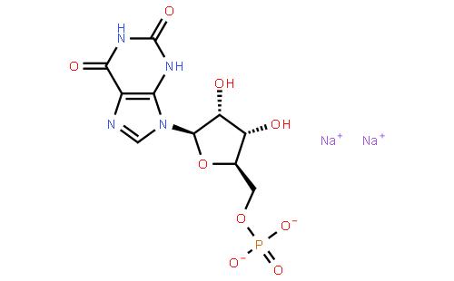 黄苷-5'-单磷酸钠