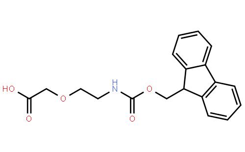 Fmoc-5-氨基-3-氧杂戊酸
