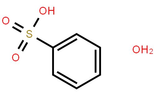 苯磺酸 一水合物