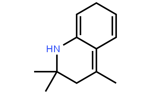 防老剂RD结构式