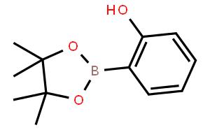 2-(4,4,5,5-Tetramethyl-1,3,2-dioxaborolan-2-yl)phenol