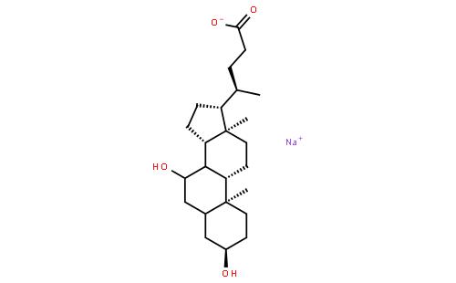 鹅去氧胆酸钠