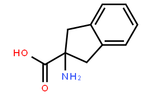 1H-Indene-2-carboxylicacid, 2-amino-2,3-dihydro-