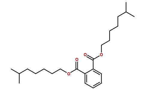 邻苯二甲酸二异辛酯