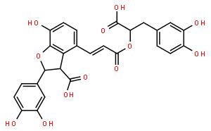 Lithospermic acid