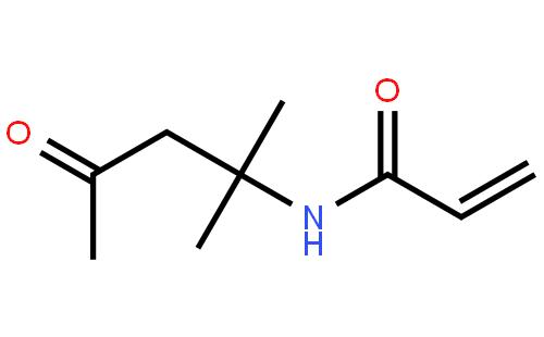 丙酮分子结构式