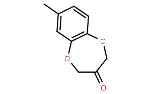 7-甲基-3,4-二氢-2H-1,5-苯并二氧杂卓-3-酮