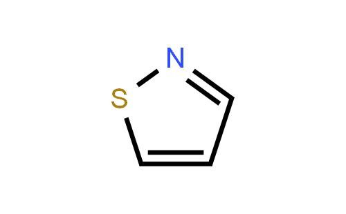 no:288-16-4 中文名称:异噻唑 英文名称:1,2-thiazole 分子式:c3h3ns