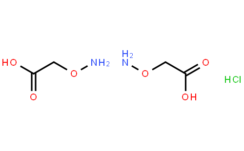羧甲氧基胺半盐酸盐