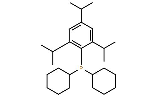 ((2,4,6-三异丙基)苯基)二-环己基膦