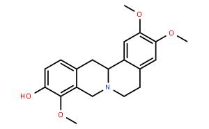 (-)-Corydalmine