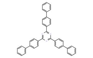 2,4,6-tri([1,1'-biphenyl]-4-yl)-1,3,5-triazine