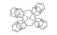 双(1,2-双(二苯基膦)乙烷)钯