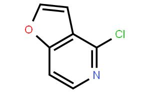 Furo[3,2-c]pyridine, 4-chloro-