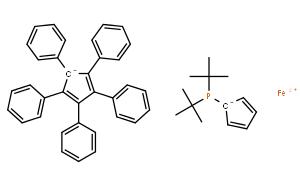 1,2,3,4,5-五苯基-1'-(二叔丁基膦)二茂铁