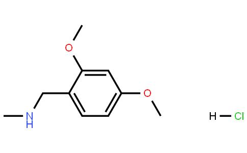2,4-二甲氧基-N-甲基苯甲胺盐酸盐