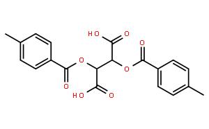 (+)-二對甲苯酰-D-酒石酸