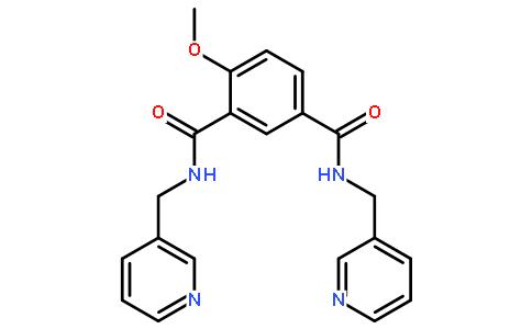 匹考他胺结构式_化学式
