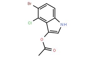 乙酸5-溴-4-氯吲哚酚酯