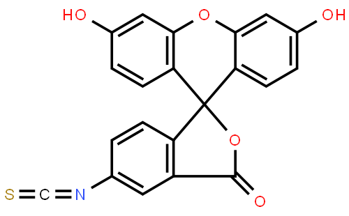 异硫氰酸荧光素(异构体I)