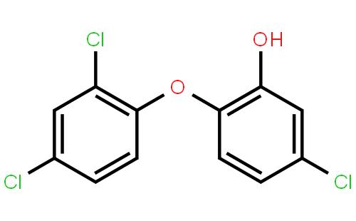 5-氯-2-(2,4-二氯苯氧基)苯酚