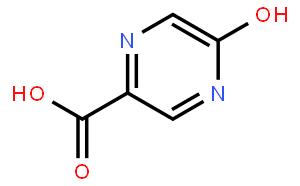 5-羟基吡嗪-2-羧酸