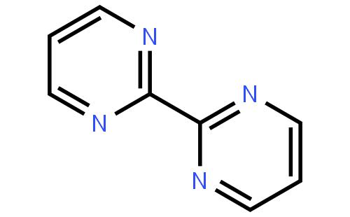 2,2'-二嘧啶结构式