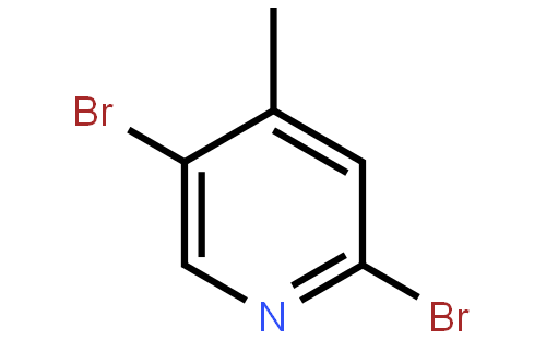 2,5-Dibromo-4-methylpyridine