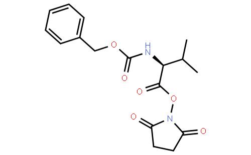 N-苄氧羰基-L-缬氨酸琥珀酰亚胺酯