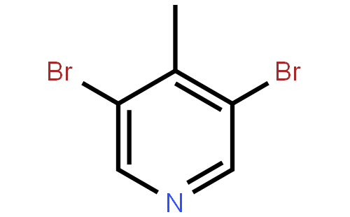 3,5-Dibromo-4-methylpyridine