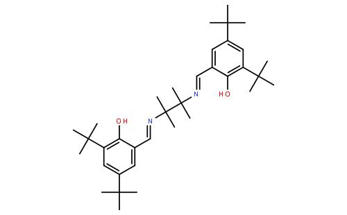 N,N'-双(3,5-二叔丁基亚水杨基)-1,1,2,2-四甲基乙二胺