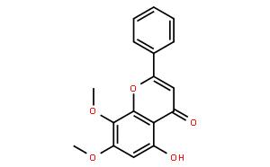5-hydroxy-7,8-dimethoxyflavone