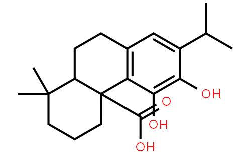 鼠尾草酸结构式