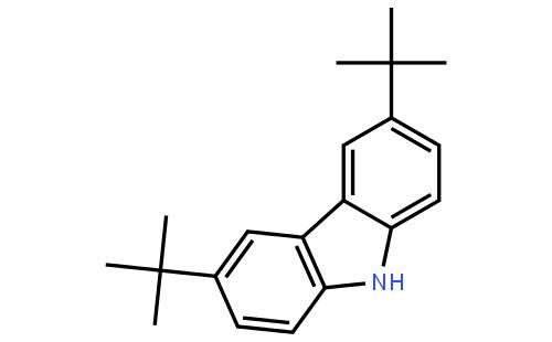 3,6-二叔丁基咔唑