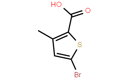 5-Bromo-3-methylthiophene-2-carboxylic acid