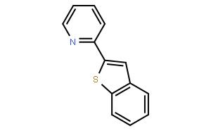2-(Benzo[b]thiophen-2-yl)pyridine