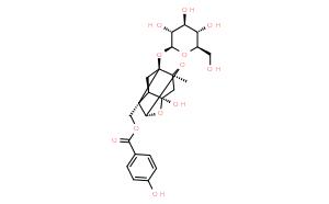 Oxypaeoniflorin