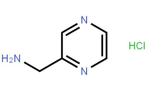 Pyrazin-2-ylmethanamine hydrochloride