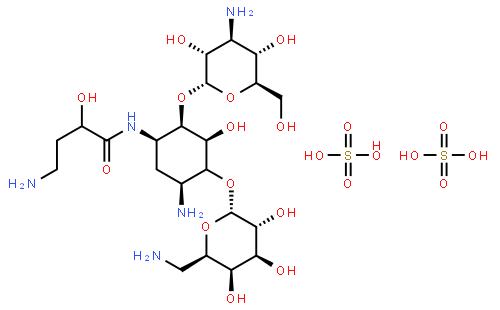硫酸阿米卡星