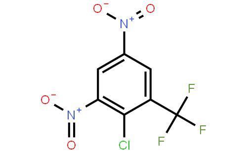 2-氯-3,5-二硝基三氟甲苯