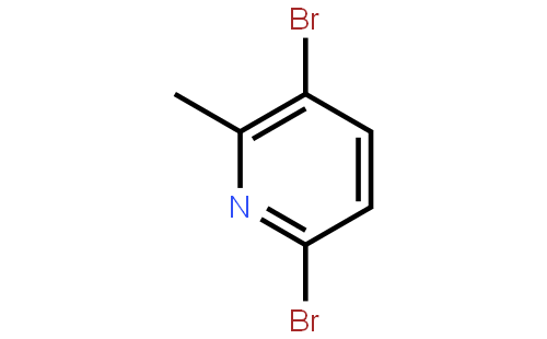 2,5-Dibromo-6-methylpyridine
