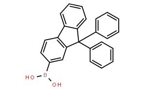 B-(9,9-diphenyl-9h-fluoren-2-yl)boronic acid